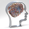 Photo of a 3D brain
