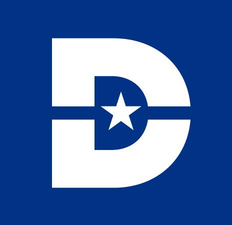 Dallas College blue and white logo