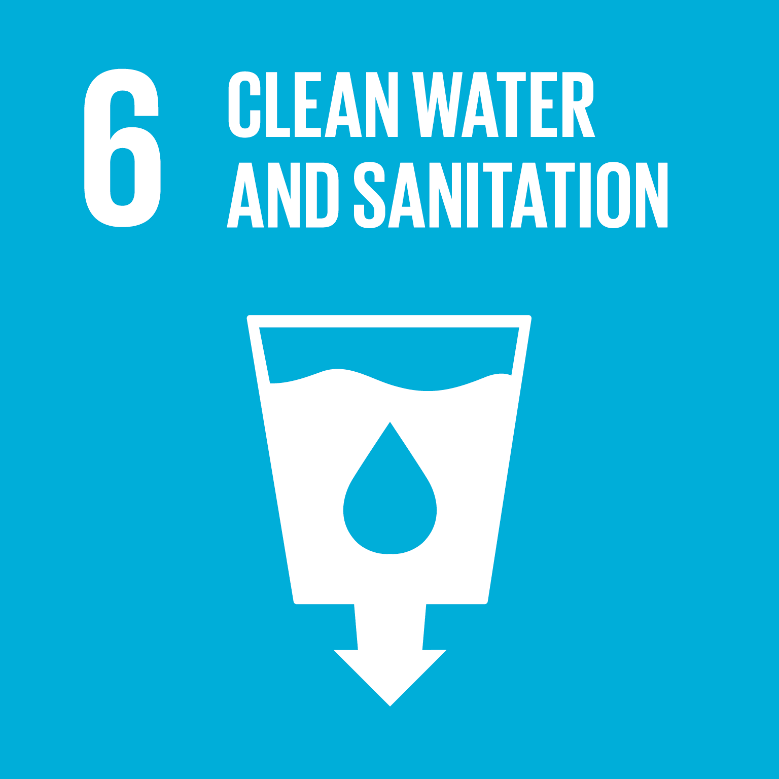Goal 06: Clean Water and Sanitation