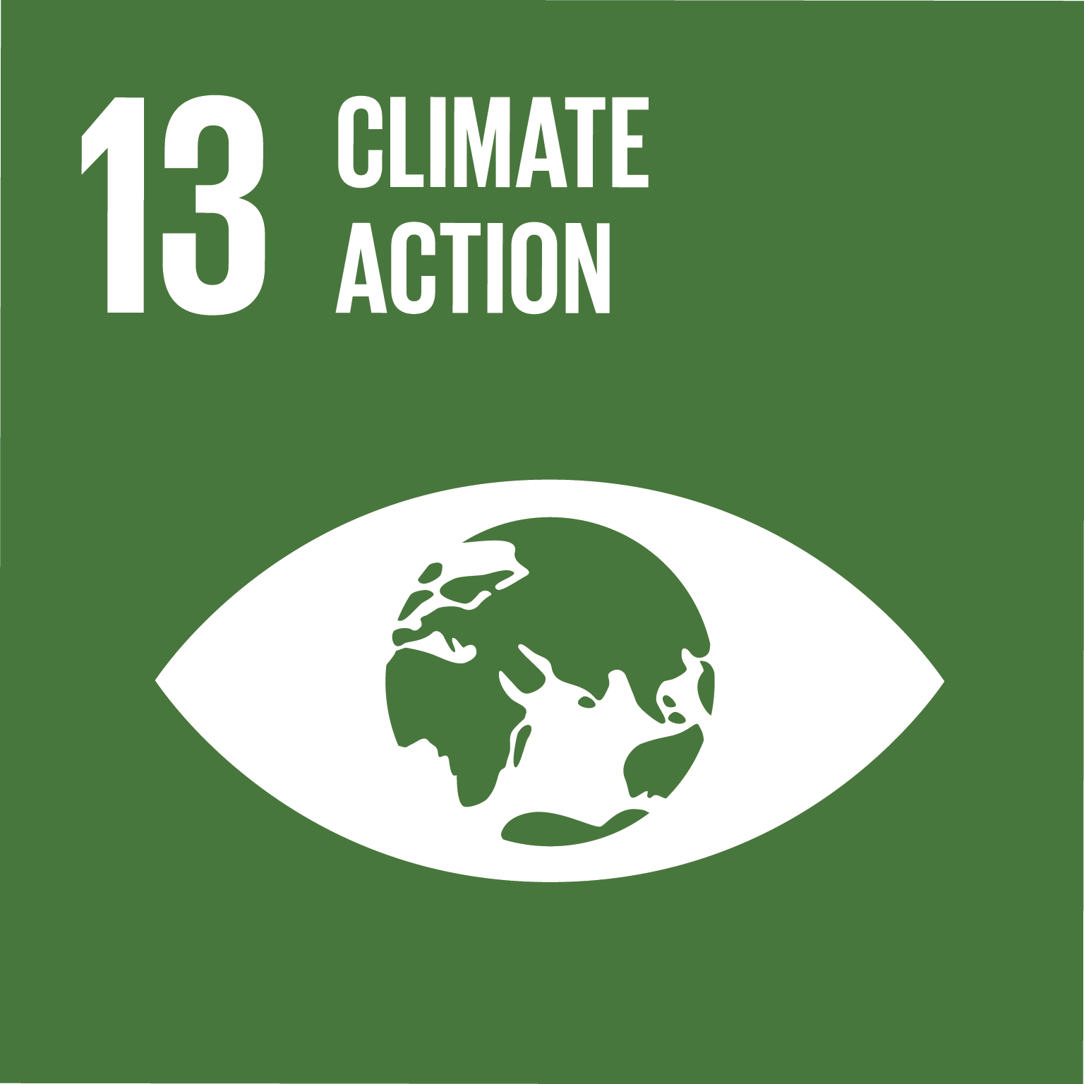 Goal 13: Climate Action, the text of this infographic is listed below