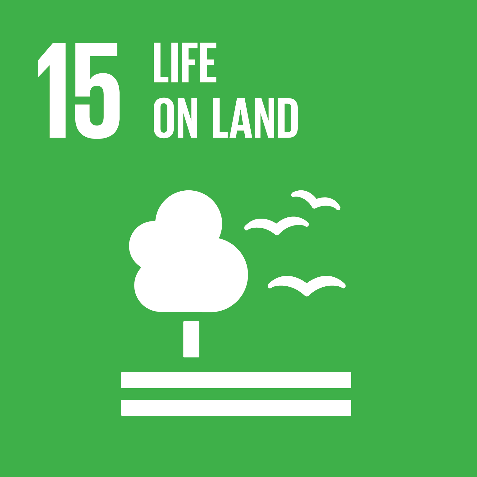 Goal 15: Life on Land, the text of this infographic is listed below