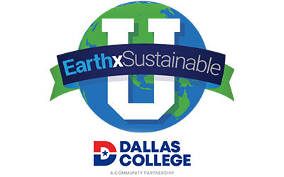 EarthX Sustainable U Logo