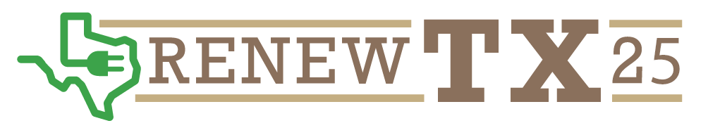 Renew Texas '24 Logo