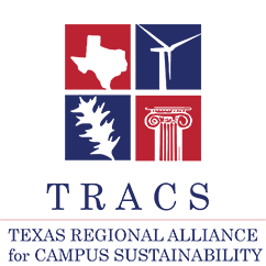 Texas Regional Alliance for Campus Sustainability Logo