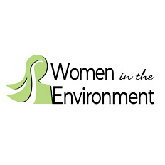 Women in the Environment (WE) Logo