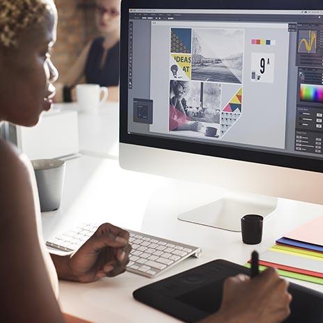 Graphic Design Computer Training Continuing Education Dallas College