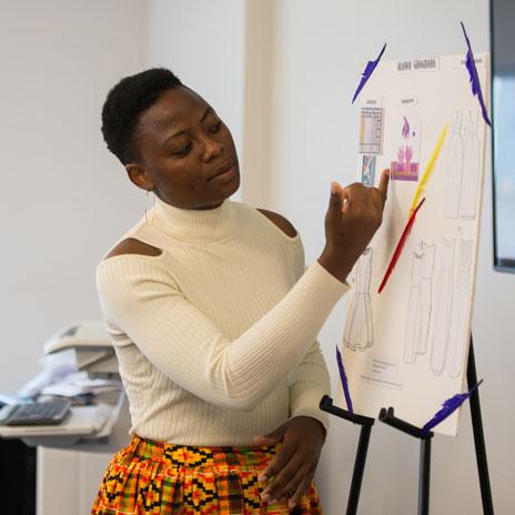 Career Information Fashion Design Dallas College