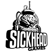 Sickhead Game logo