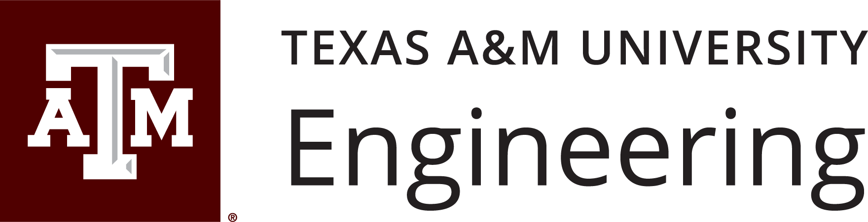 Texas A&M University College of Engineering Logo