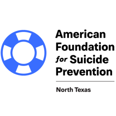 American Foundation for Suicide Prevention North Texas Logo