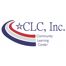 CLC Inc. Community Learning Center Logo