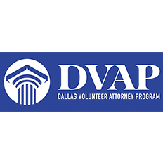 Dallas Volunteer Attorney Program Logo
