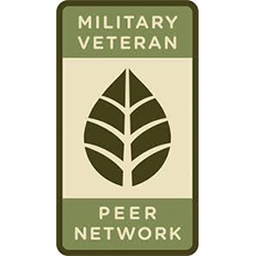 Military Veteran Peer Network Logo