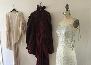 fashion designs by Sandra Davalos