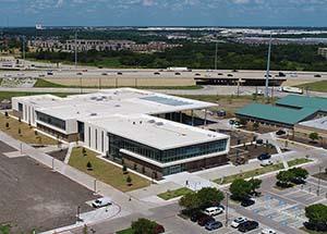 Construction Sciences Building exterior photo