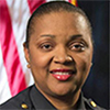Police Chief Lauretta Hill