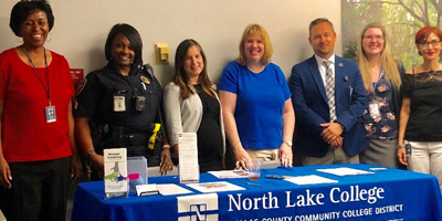 adjunct faculty members of the North Lake family