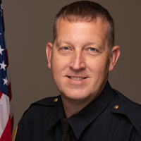 Administrative Sergeant  Sgt. Bryan Shaw