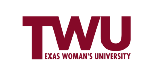 Texas Woman's University logo