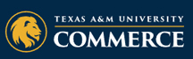 Logo of Texas A and M University of Commerce